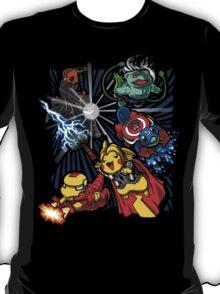 Pokevengers t shirt, iphone case & more T-Shirt