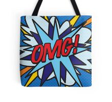 Comic Book OMG! Tote Bag