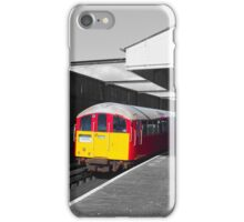 Ticket to Ryde iPhone Case/Skin