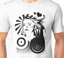 Holly BW Unisex T-Shirt