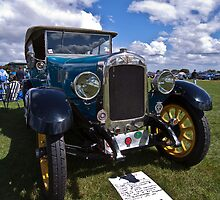 Austin twenty  1924 by doug hunwick