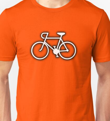 Simple Bicycle Unisex T-Shirt