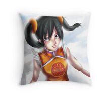 Ling Xiaoyu   Throw Pillow