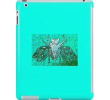 insect fossil -jade iPad Case/Skin