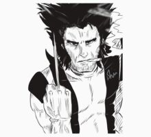 Wolverine  by midnight-tardis