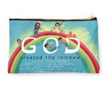 God's Rainbow Studio Pouch