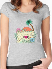 Metronomy Women's Fitted Scoop T-Shirt