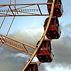 Ferris Wheel by Anita Ciancio