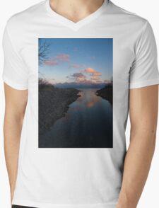 In Anticipation  Mens V-Neck T-Shirt