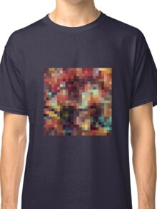 Nature Pixels No 11 Classic T-Shirt