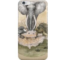 Council of Animals  iPhone Case/Skin