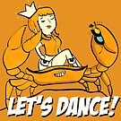 Queen Crab Pama Reggae Girl by colonelle