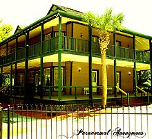 1883 Safford House by Paranormal Anonymous