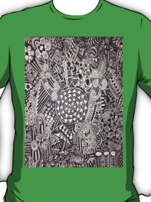 The Joy of Black and White! T-Shirt