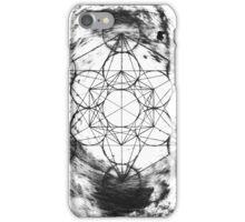 Metatron's Cube iPhone Case/Skin