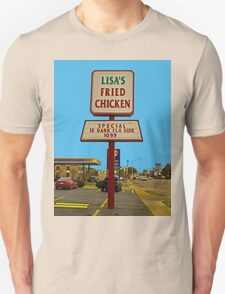 Lisa's Fried Chicken T-Shirt T-Shirt