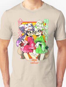 Squid Sistas Unisex T-Shirt