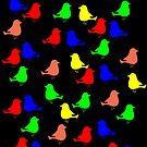 Flock Off by colleen e scott