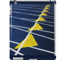 Triangle Formation iPad Case/Skin