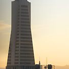 TransAmerica Sunset by ionclad