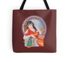 Tarot Heirophant Tote Bag