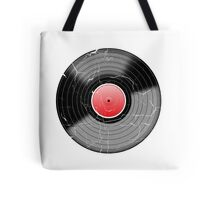 Vinyl Record 2 Worn Well (please see notes) Tote Bag