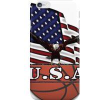 USA Basketball iPhone Case/Skin