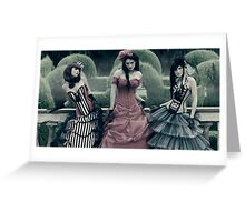 Ladies Day Out Greeting Card