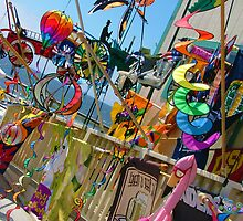Colorful Wind by Jonelle Cobb