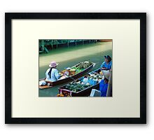 Sold by weight!. Framed Print