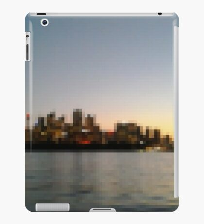 Sydney City Pixels iPad Case/Skin