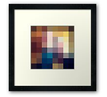 Nature Pixels No 3 Framed Print