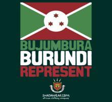 Burundi represent by kaysha