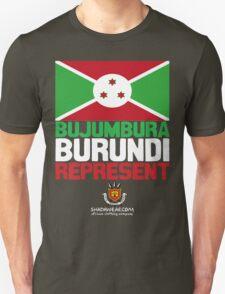 Burundi represent T-Shirt