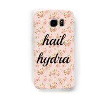 hail hydra floral Samsung Galaxy Case/Skin