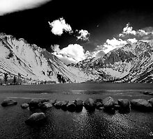 Convict Lake - Eastern Sierra, CA by Cat Connor