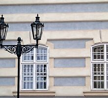 Street-lamps and Windows by goddarb