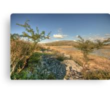 Mullaghmore  Canvas Print