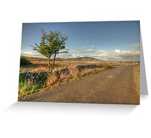 Mullaghmore and Knockanes Greeting Card