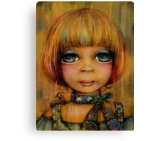 Lady Sunshine Canvas Print