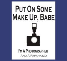 Paparazzo Photographer by Raoul Isidro