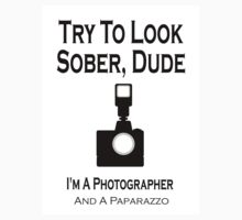 Look Sober Dude by Raoul Isidro
