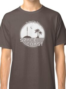 Chris and Jen Show - Space Coast - White Classic T-Shirt