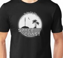 Chris and Jen Show - Space Coast - White Unisex T-Shirt