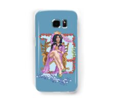 Tarot Queen of Cups  Samsung Galaxy Case/Skin