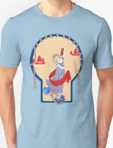 Tarot Two of Coins T-Shirt