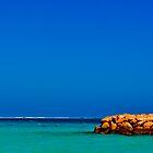Stonewall, Coral Bay, Western Australia. by Michael Schön