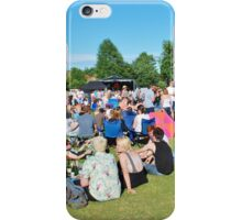 Tentertainment music festival, England iPhone Case/Skin