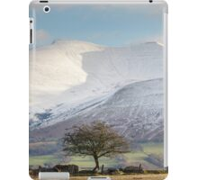 One Tree, One Mountain iPad Case/Skin