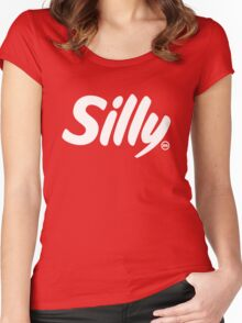 Silly  Women's Fitted Scoop T-Shirt